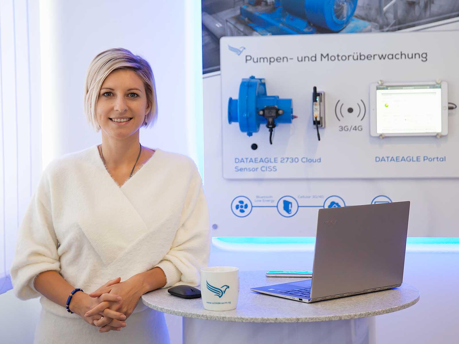 IoT Ready-to-use für eine Condition Monitoring-Lösung Vortrag Sensor und Test 2021