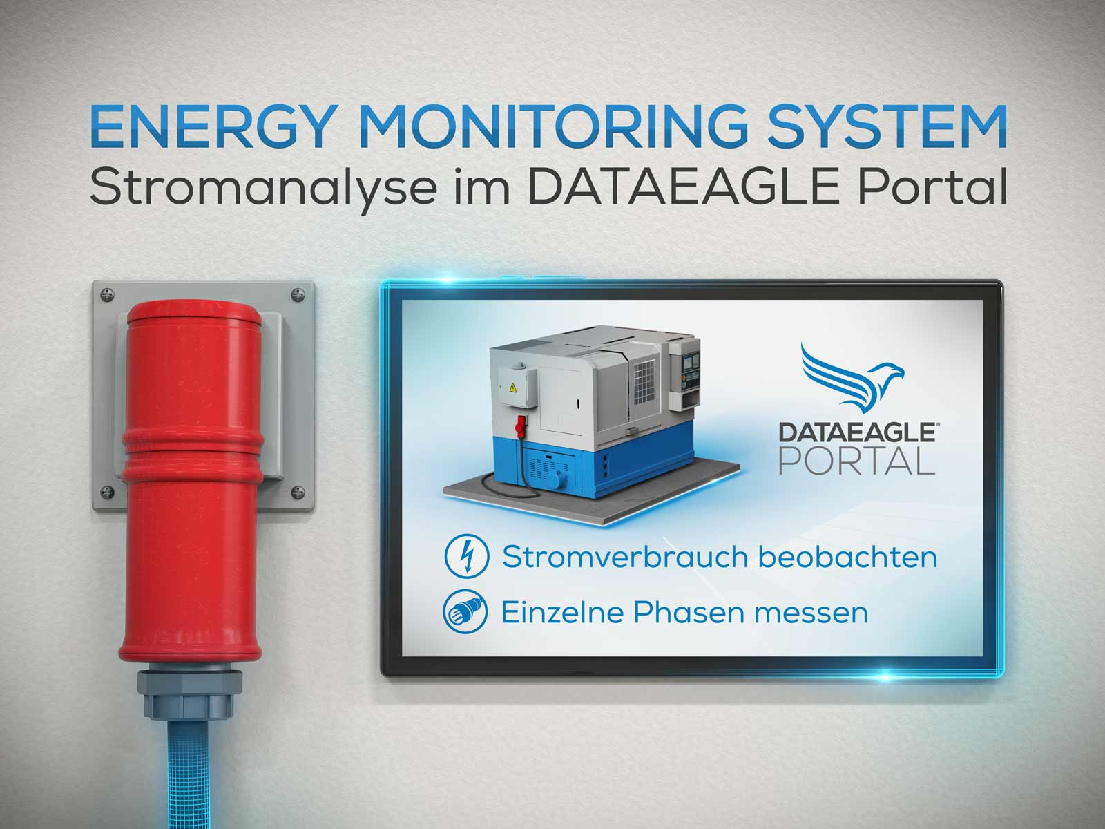 Energy Monitoring System - Condition Monitoring System - IoT Ready-to-use by Schildknecht AG
